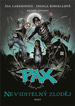 Pax 4: Neviditelný zloděj