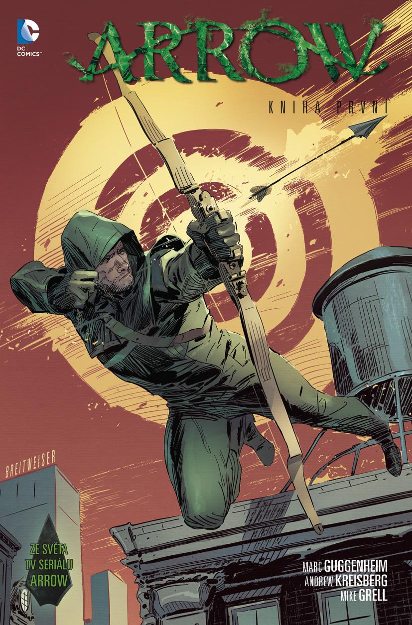 Arrow (Kniha první)