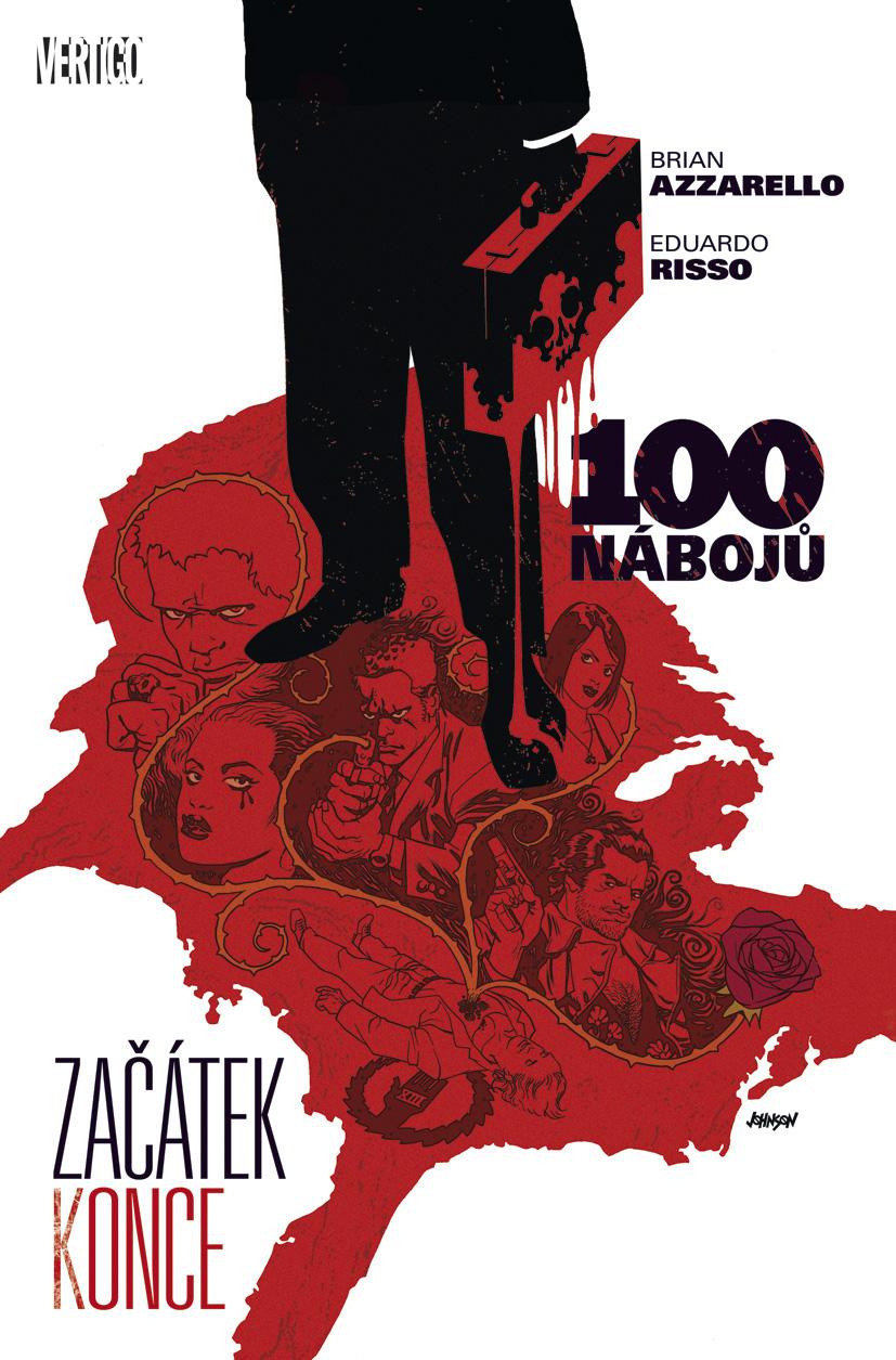 100 nábojů 11: Začátek konce - 100 nábojů 11