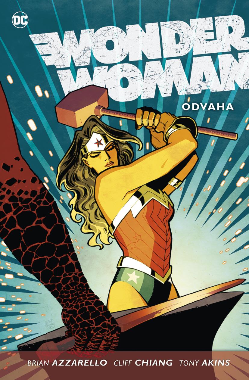 Wonder Woman: Odvaha - Wonder Woman 2