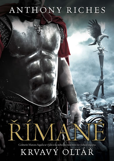 Římané: Krvavý oltář - Římané 9