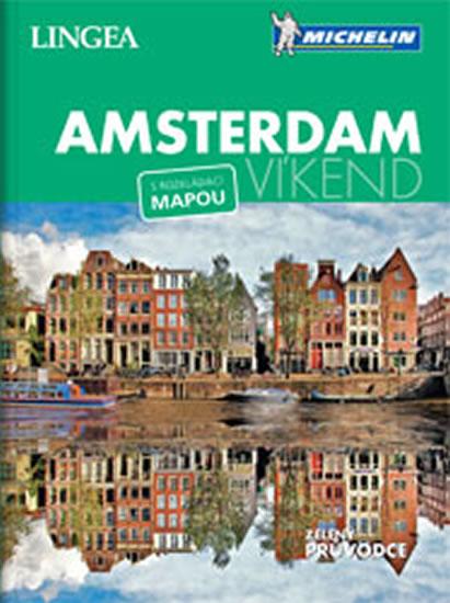 Amsterdam - Víkend - s rozkládací mapou