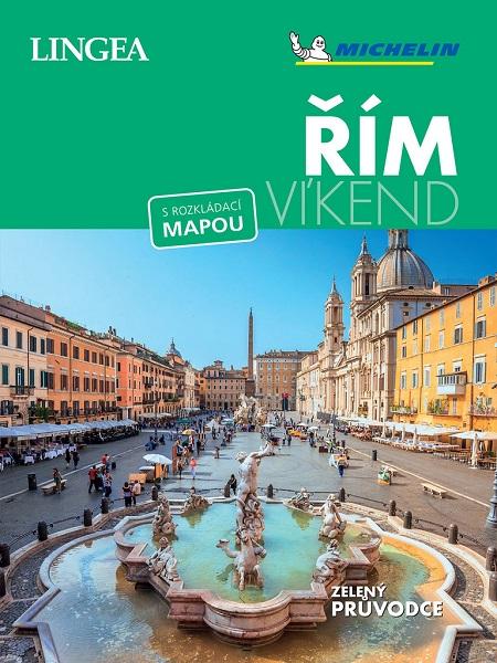 Řím - Víkend - s rozkládací mapou