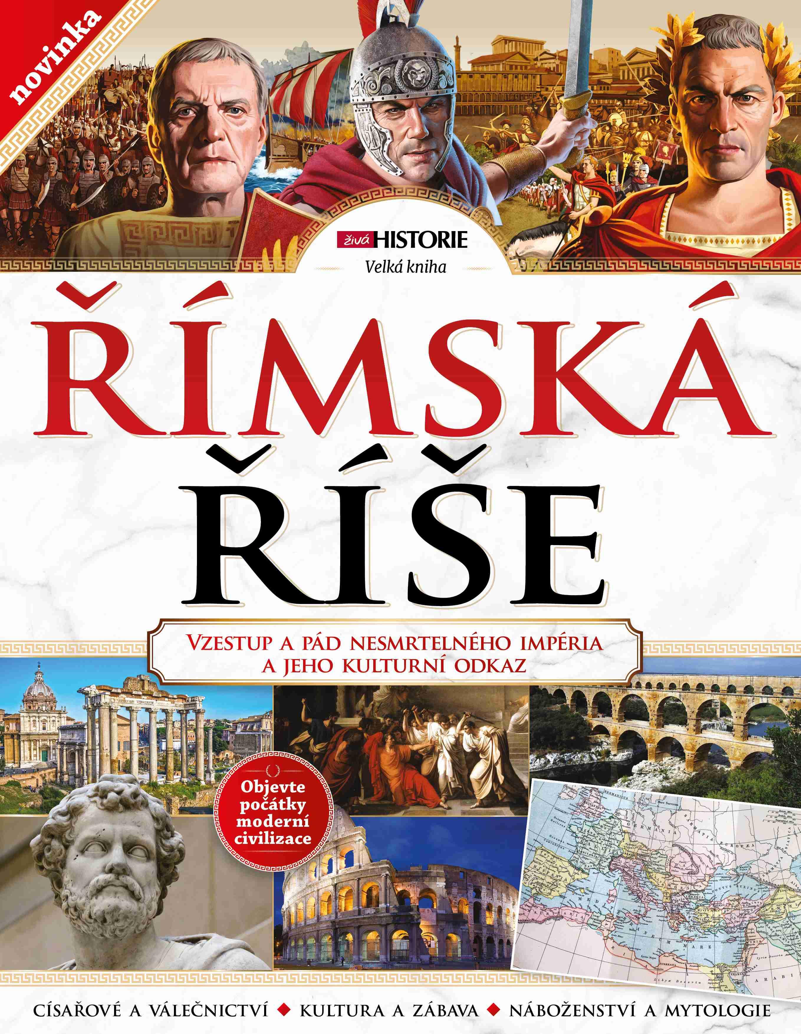 Římská říše - upravené vydání