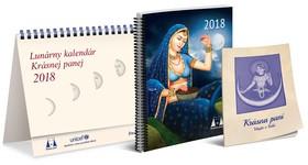 Lunárny kalendár Krásnej panej 2018