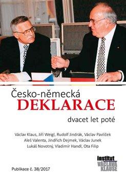 Česko-německá deklarace dvacet let poté
