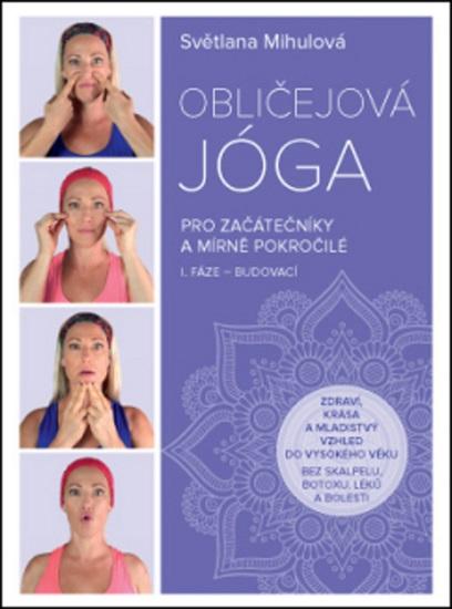 Obličejová jóga pro začátečníky a mírně pokročilé