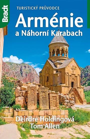 Arménie a Náhorní Karabach - Turistický průvodce