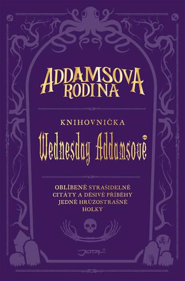 Addamsova rodina - Knihovnička Wednesday Addamsové