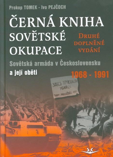 Černá kniha sovětské okupace (druhé doplněné vydání)