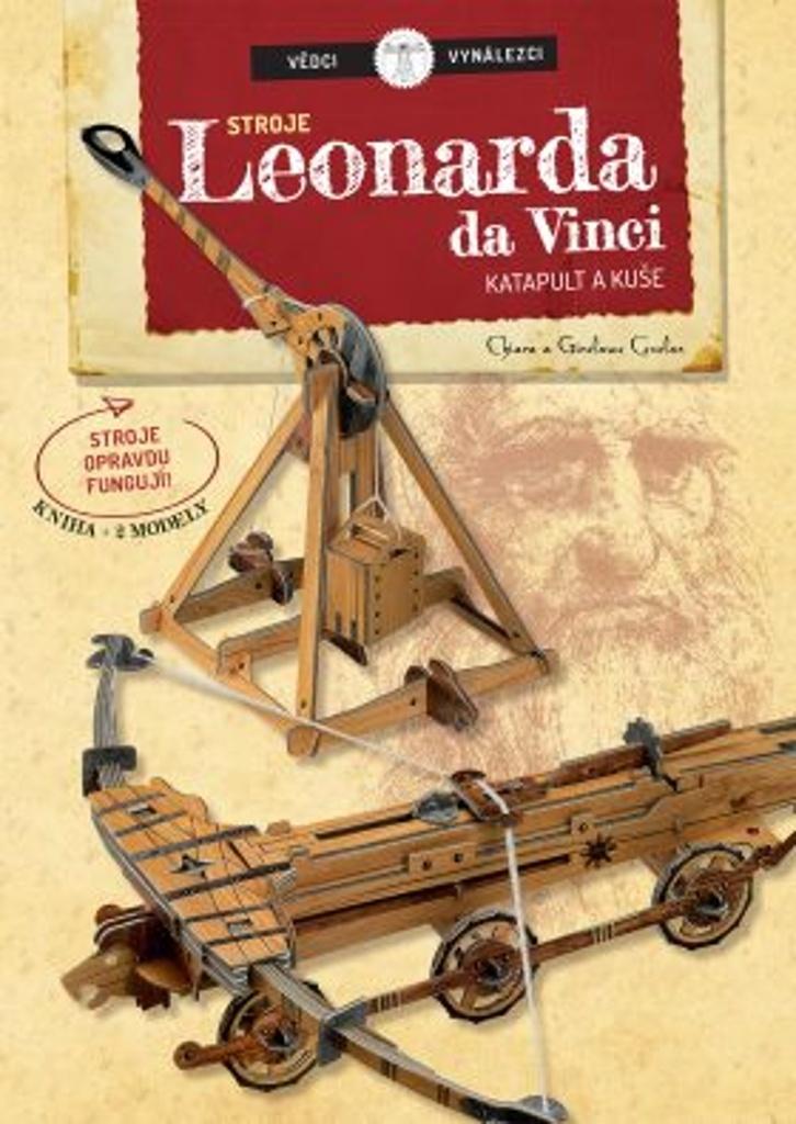 Stroje Leonarda da Vinci (1. díl)