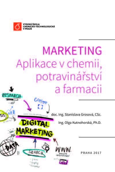 Marketing: Aplikace v chemii, potravinářství a farmacii