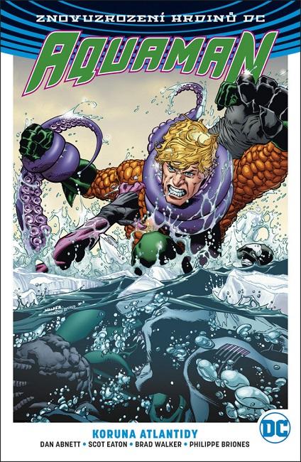 Aquaman 3: Koruna Atlantidy