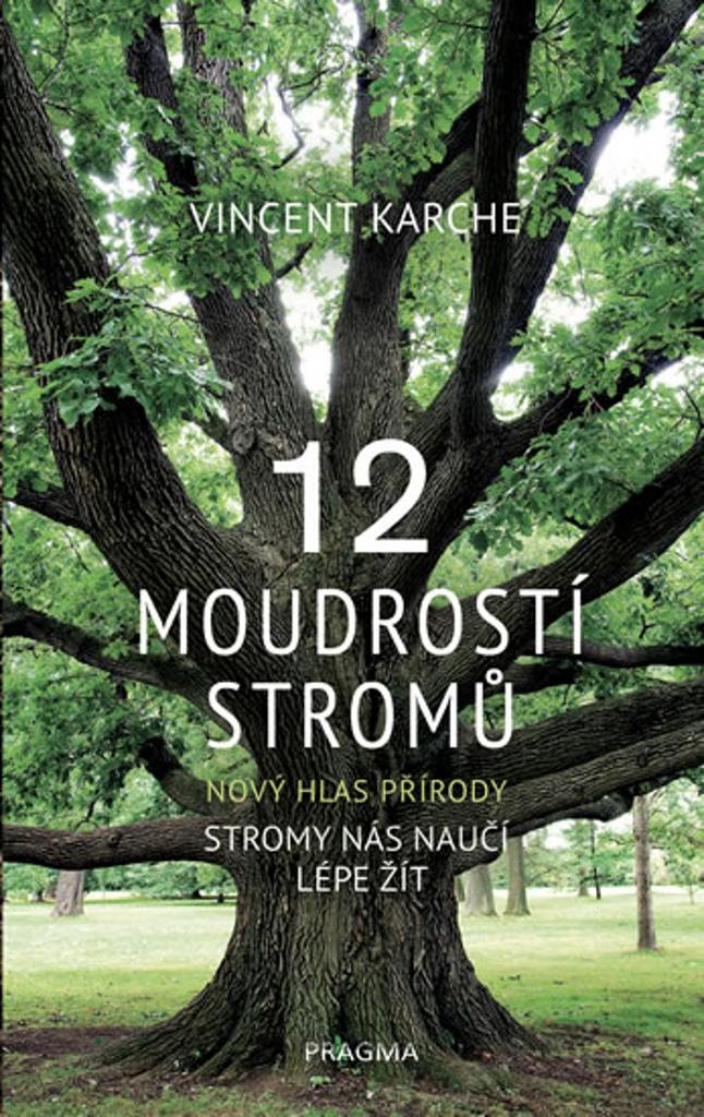 12 moudrostí stromů (Stromy nás naučí lépe žít) - Nový hlas přírody