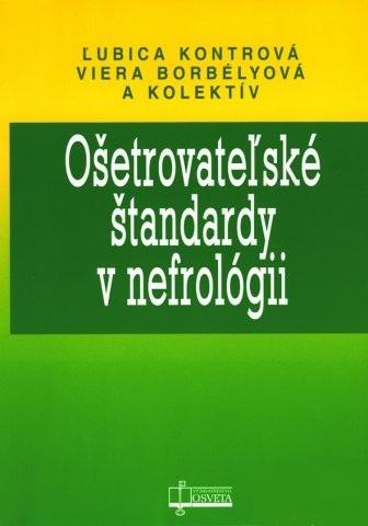 Ošetrovateľské štandardy v nefrológii