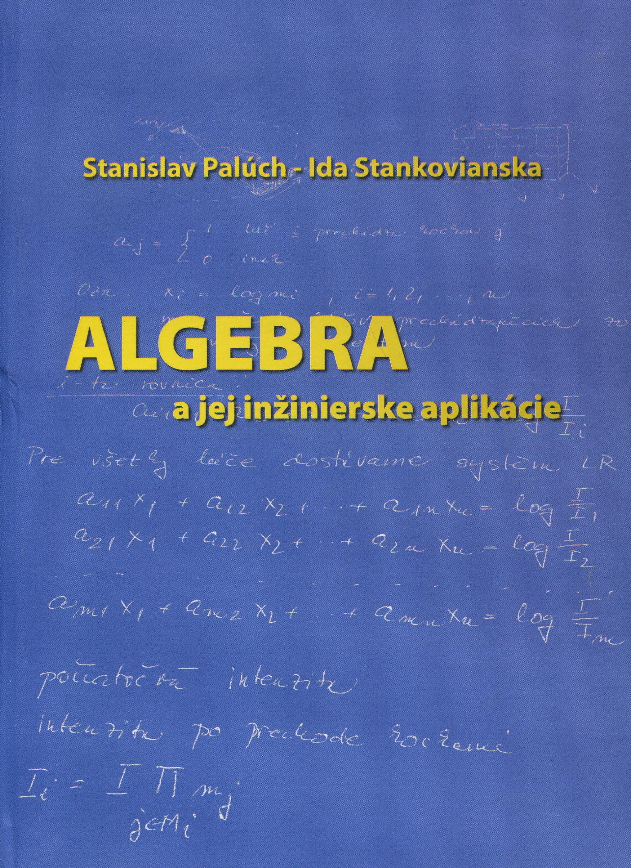 Algebra - a jej inžinierske aplikácie