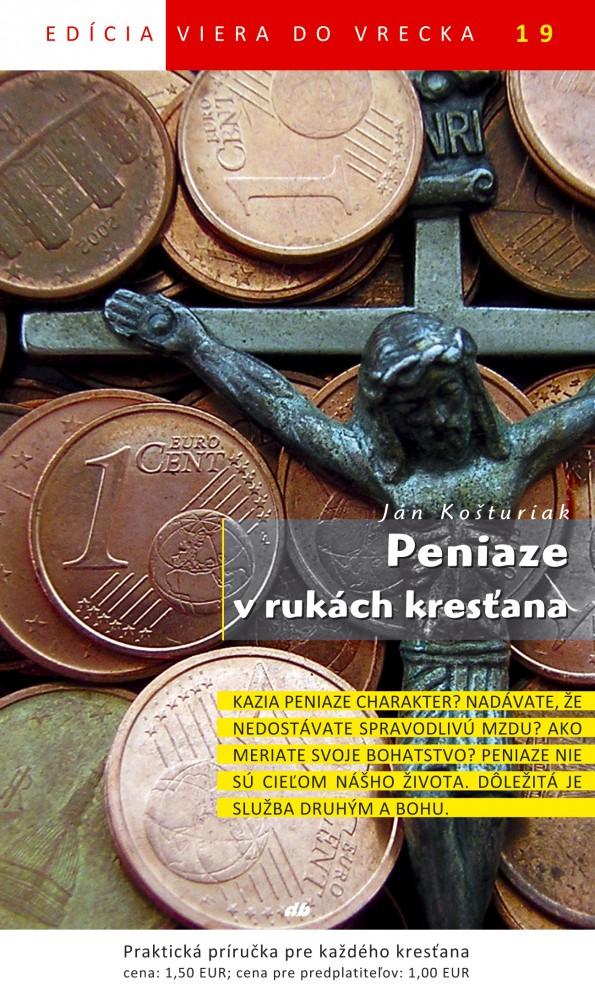 Peniaze v rukách kresťana