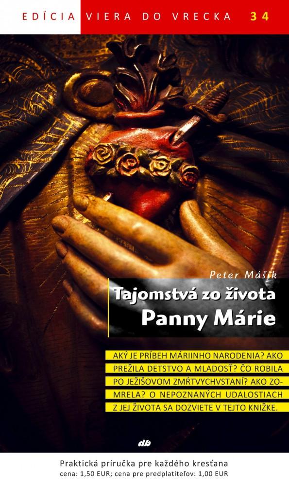 Tajomstvá zo života Panny Márie - Viera do vrecka 34