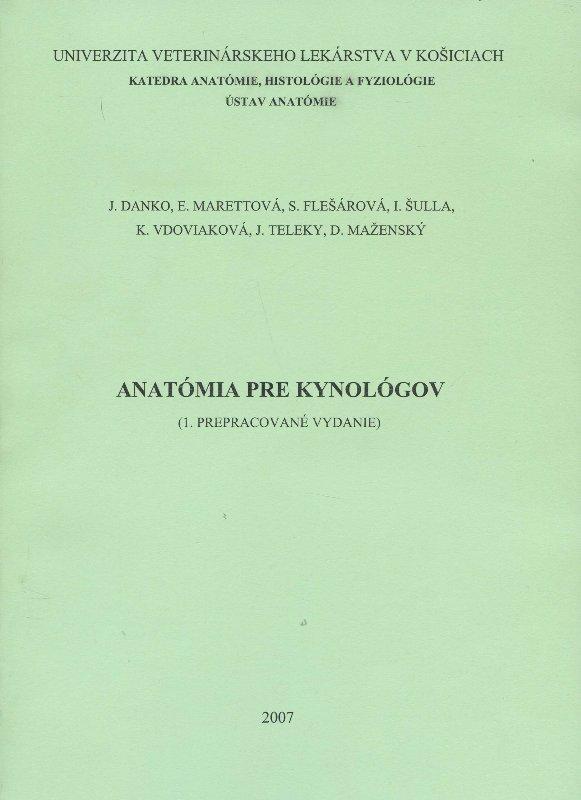 Anatómia pre kynológov
