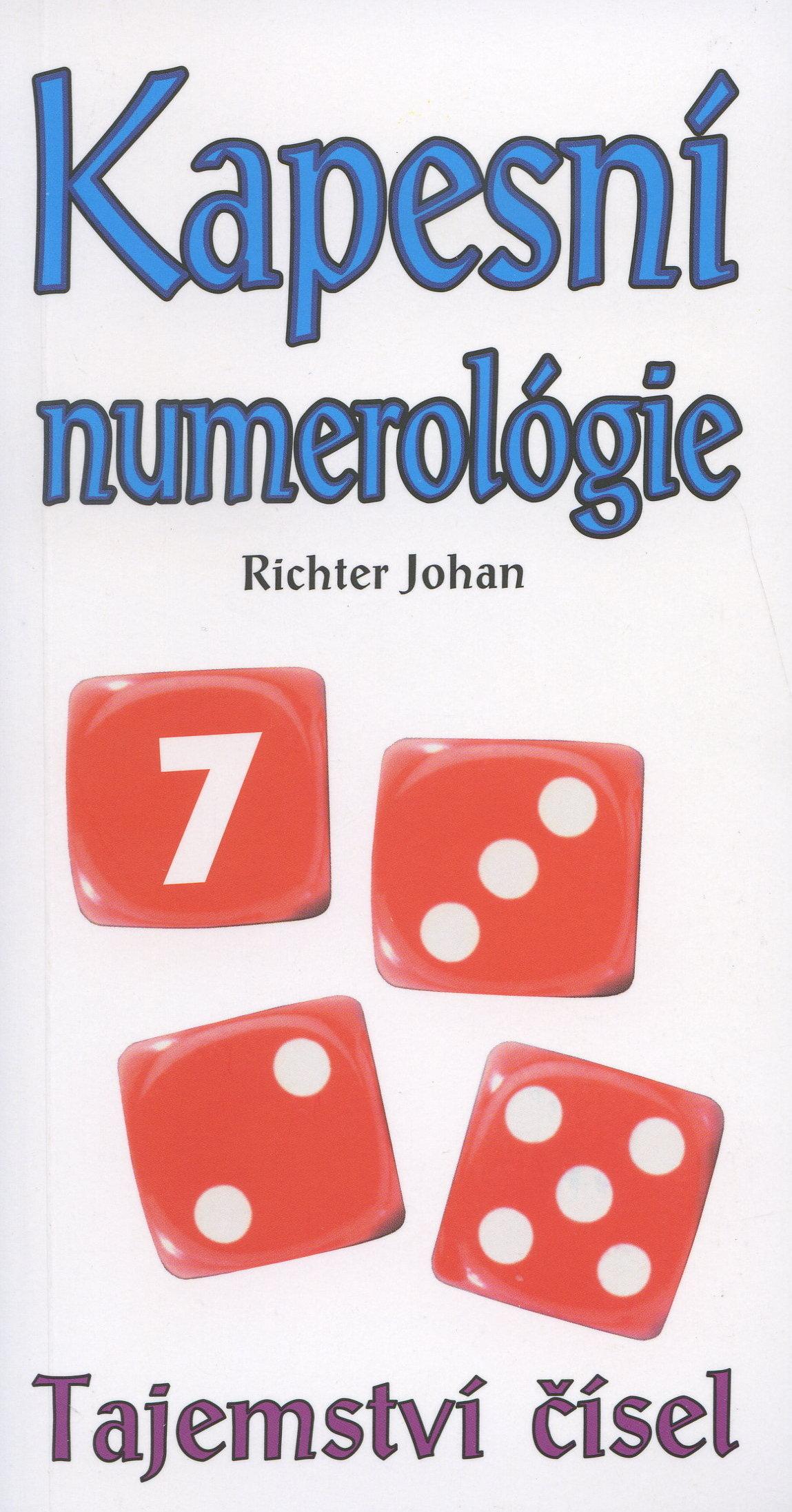 Kapesní numerologie - tajemství čísel