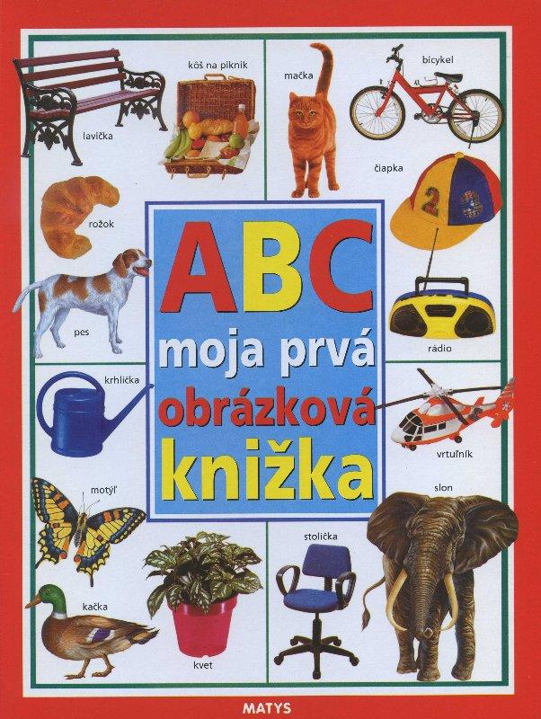 ABC moja prvá obrázkova knižka