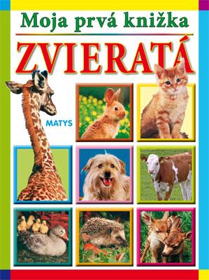 Moja prvá knižka - Zvieratá