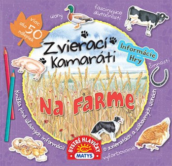 Zvierací kamaráti - Na farme