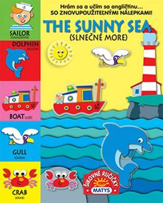 Znovupoužiteľné nálepky: Slnečné more