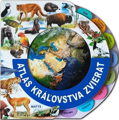 Atlas kráľovstva zvierat