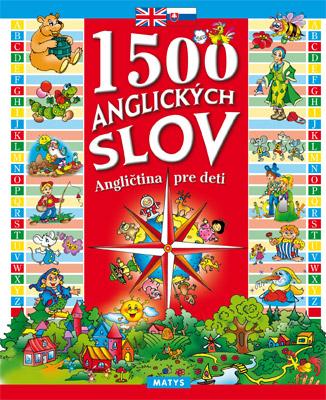 1500 anglických slov - Angličtina pre deti
