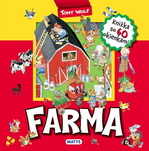 Farma - Knižka so 100 okienkami