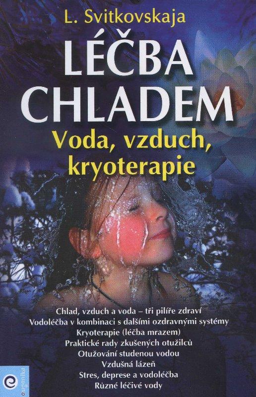 Léčba chladem - Voda, vzduch, kryoterapie