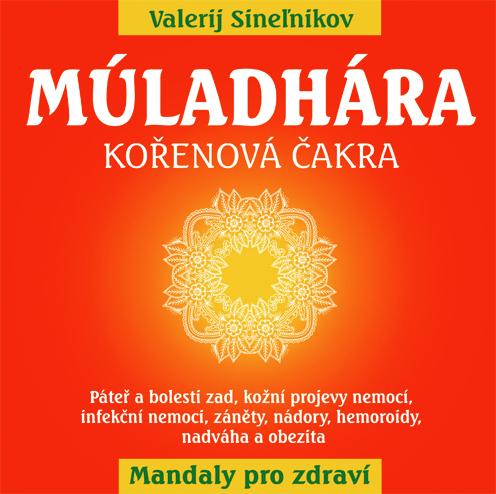 Múladhára - Kořenová čakra - Mandaly pro zdraví