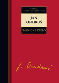 Básnické dielo - Ján Ondruš