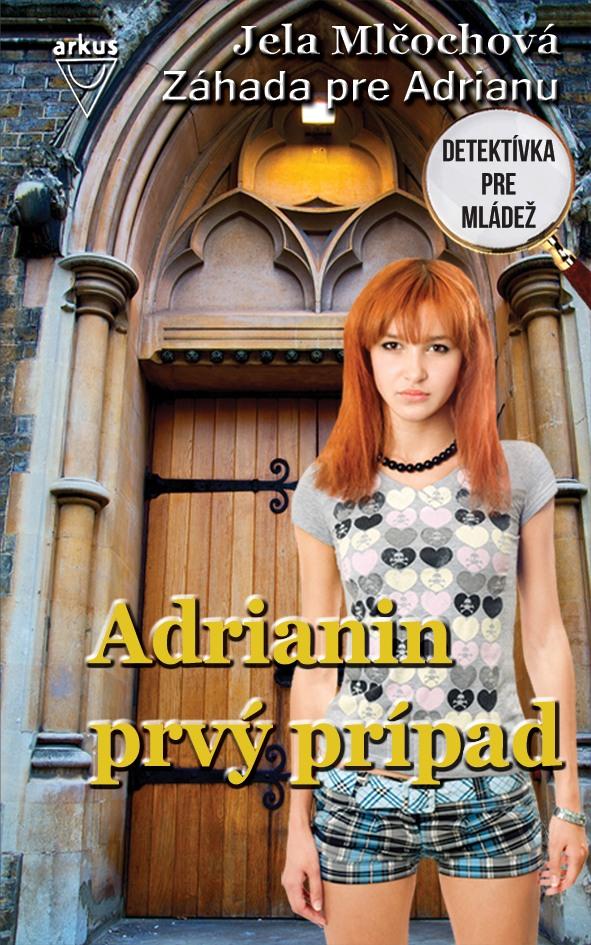 Adrianin prvý prípad - Záhada pre Adrianu 1