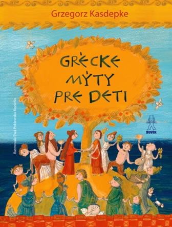 Grécke mýty pre deti