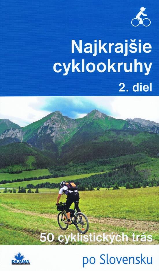 Najkrajšie cyklookruhy 2. diel - 50 cyklistických trás