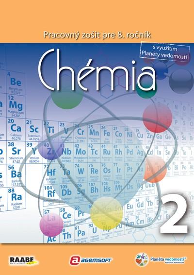 Chémia pre 8. ročník (2. polrok)