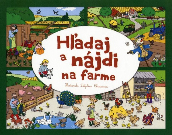 Hľadaj a nájdi na farme