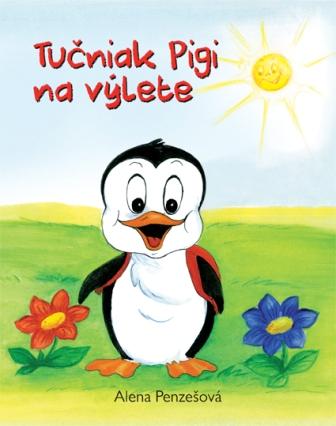 Tučniak Pigi na výlete
