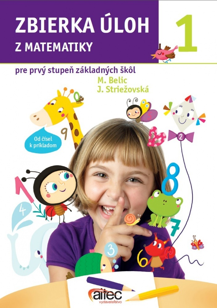 Zbierka úloh z matematiky 1.