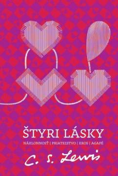 Štyri lásky - 2.vydanie