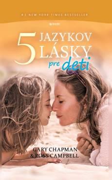 5 jazykov lásky pre deti