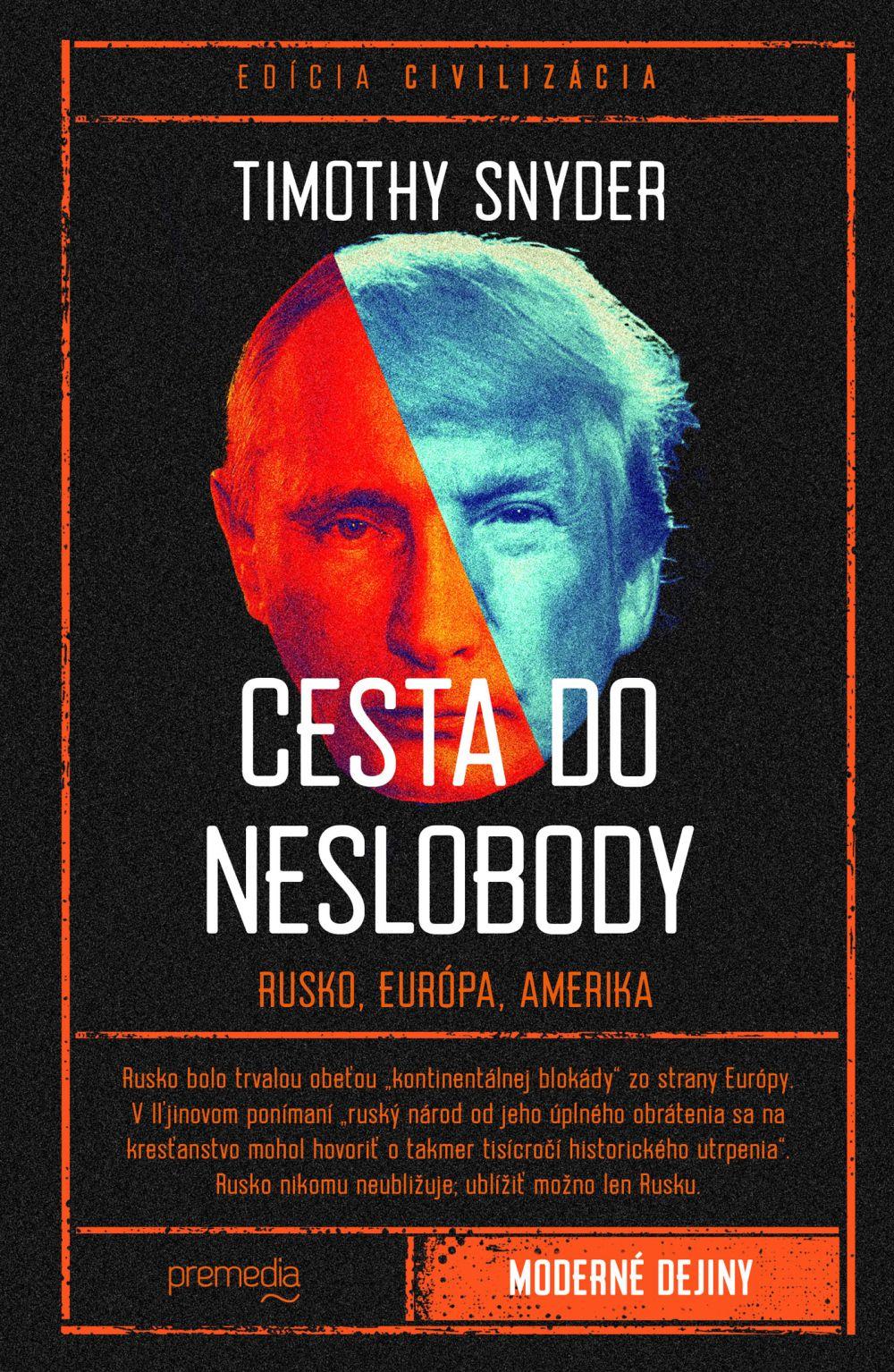 Cesta do neslobody - Rusko, Európa, Amerika