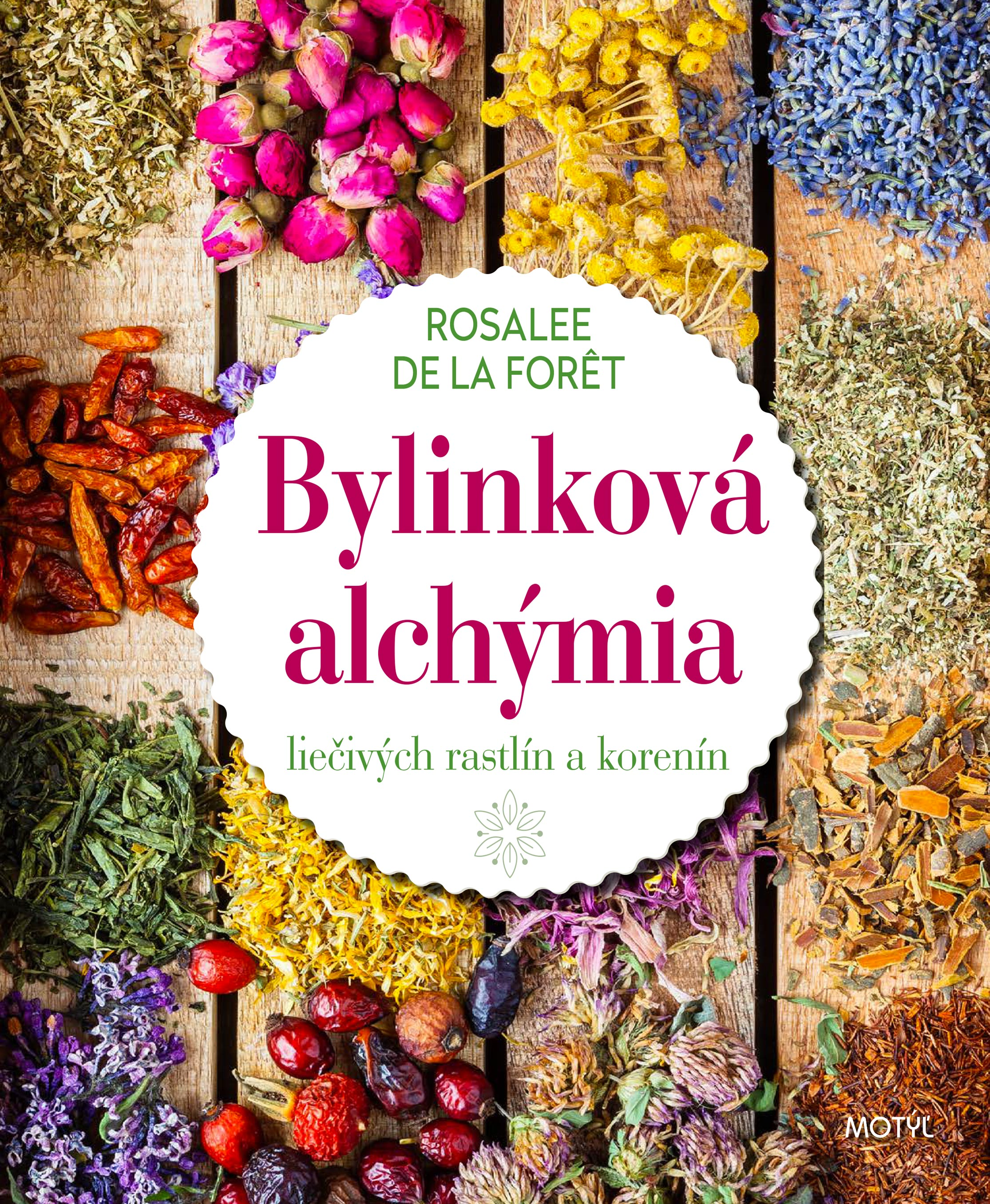 Bylinková alchýmia - liečivých rastlín a korenín