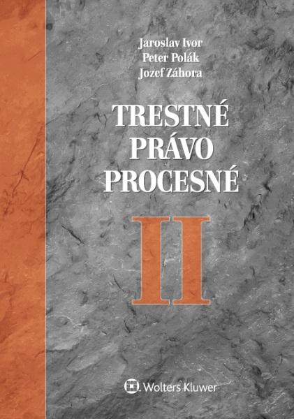 Trestné právo procesné II.