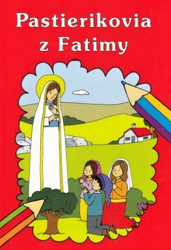 Pastierikovia z Fatimy - Omaľovanka