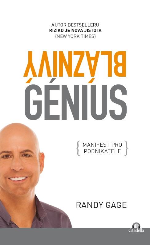 Bláznivý génius - manifest pro podnikatele