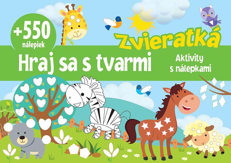 550+ Zvieratká