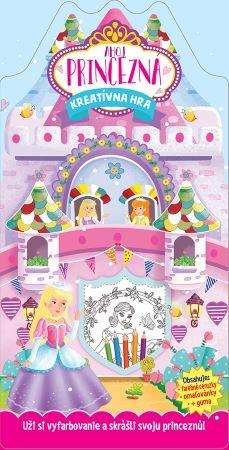 Ahoj princezná - Kreatívna hra
